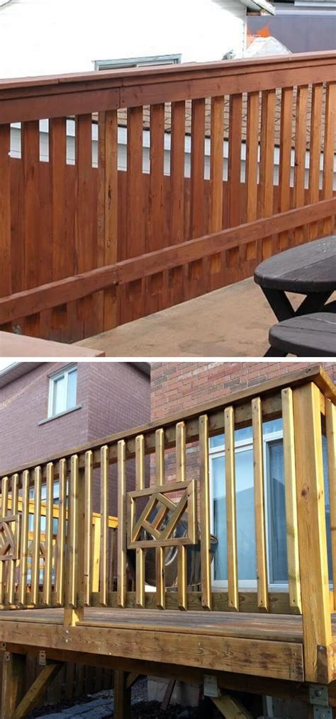 Diy Porch Railing Plans