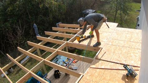 Diy Porch Roof Replacement