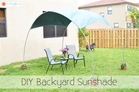 Diy Portable Gardeners Shade From Pvc Pipes