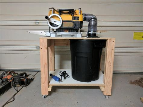 Diy Portable Planer Stand