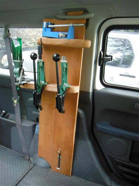 Diy Portable Reloading Table