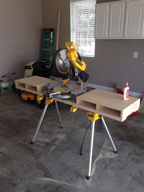 Diy Portable Table Saw Bench