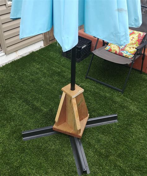 Diy Portable Umbrella Stand