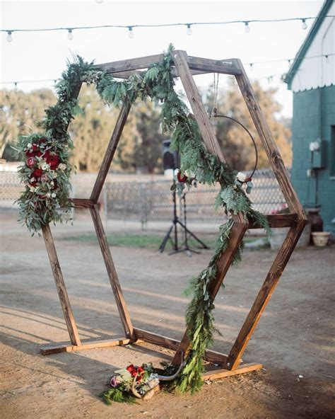 Diy Portable Wedding Arbor