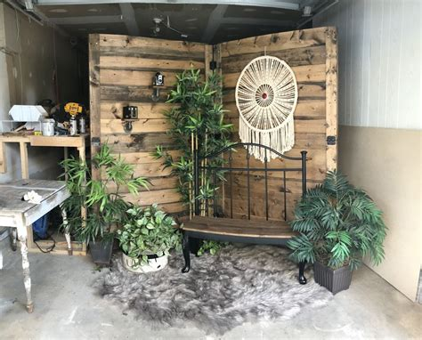 Diy Portable Wood Wall For Backdrops