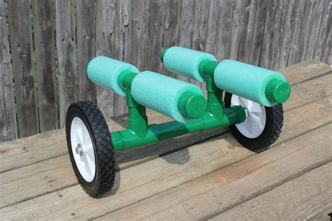 Diy Portage Cart