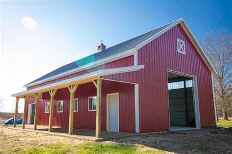 Diy Post Frame Garages