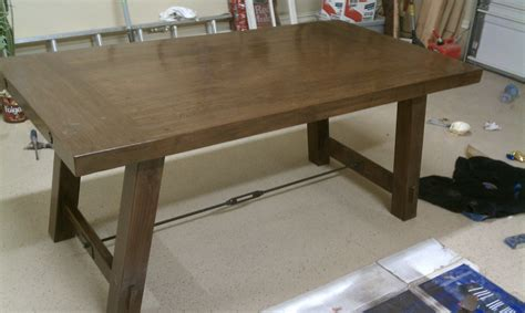 Diy Pottery Barn Benchwright Table