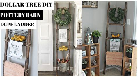 Diy Pottery Barn Dupes Using Dollar Tree Items