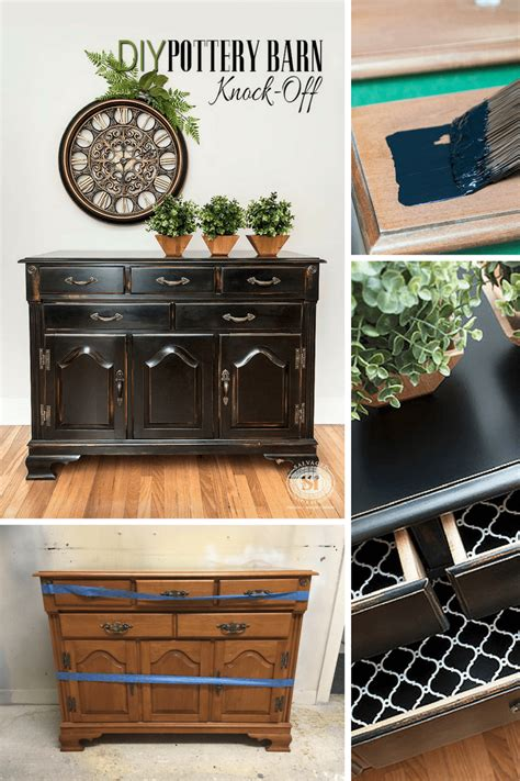 Diy Pottery Barn Furniture Knock Offs