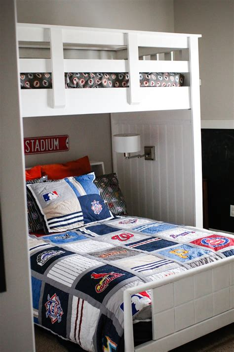 Diy Pottery Barn Loft Bed