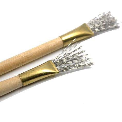 Diy Pottery Brushes
