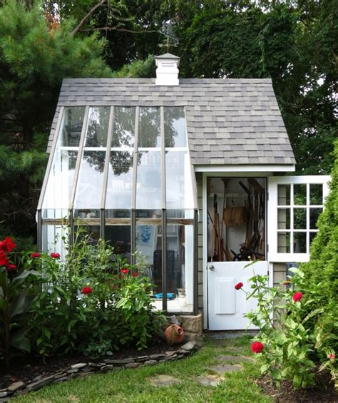 Diy Potting Sheds