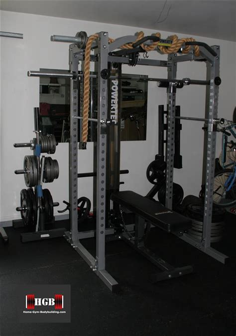 Diy Power Rack With Lat Pulldown Behind The Neck