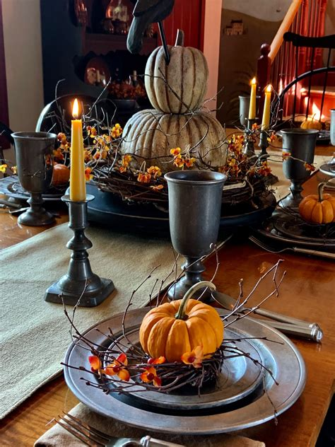 Diy Primitive Fall Decor