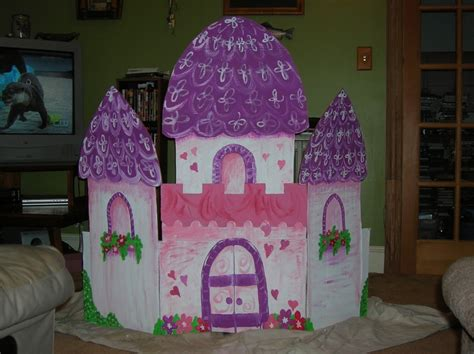 Diy Princess Castle Backdrop