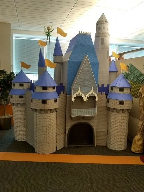Diy Princess Castle Playhouse