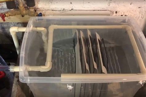 Diy Print Washer Darkroom