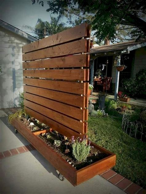 Diy Privacy Fence Easy