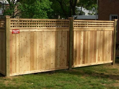 Diy Privacy Fence Panel