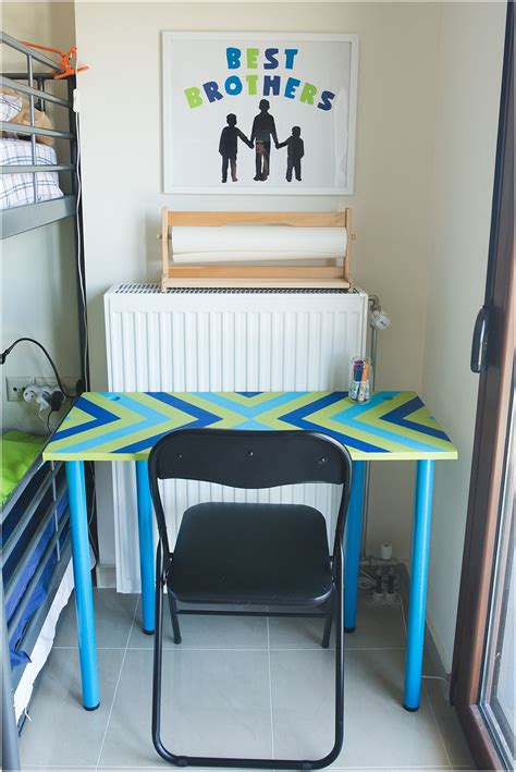 Diy Project Kis Floor Desk