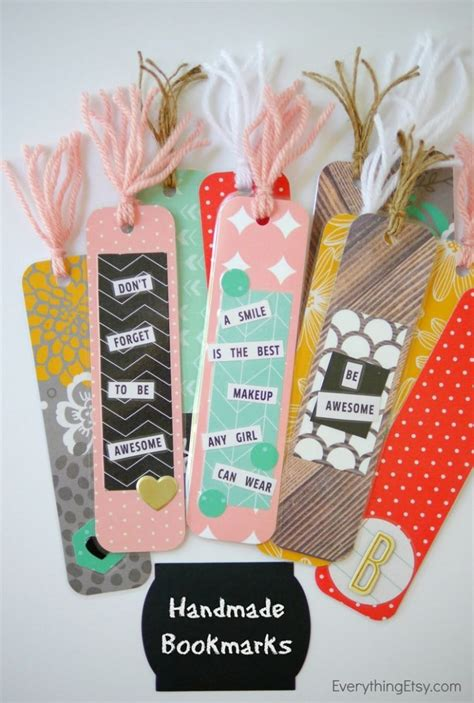 Diy Projects Bookmarks