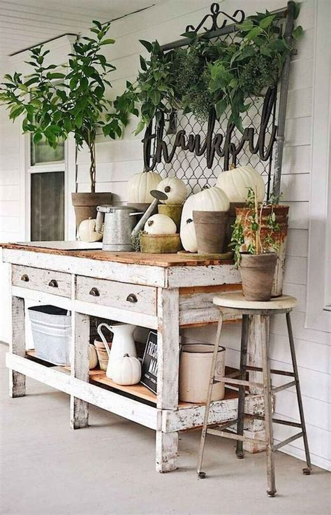 Diy Projects For A Front Porch Table