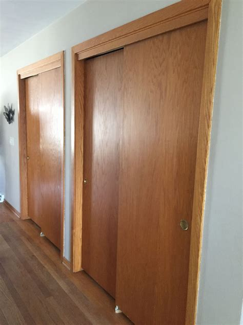 Diy Projects For Old Sliding Closet Doors