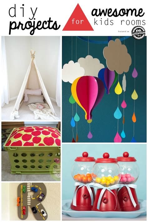Diy Projects For Toddlers Room