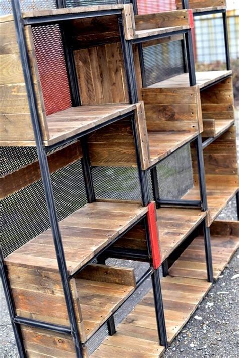 Diy Projects From Metal Shelves