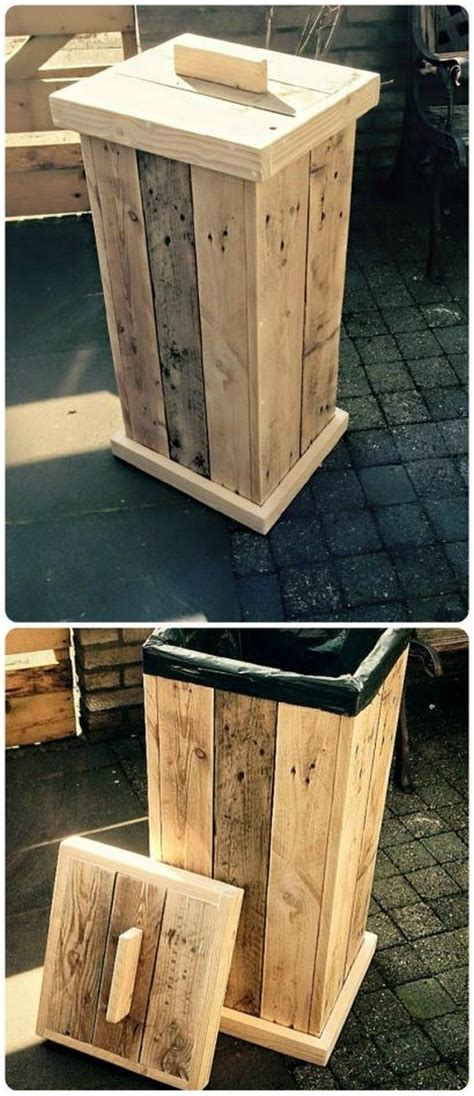 Diy Projects Made From Wood Pallets