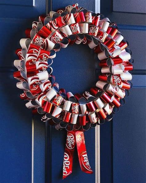 Diy Projects Made Out Of Pop Cans