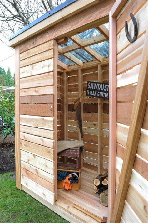 Diy Projects Storage Shed Plans