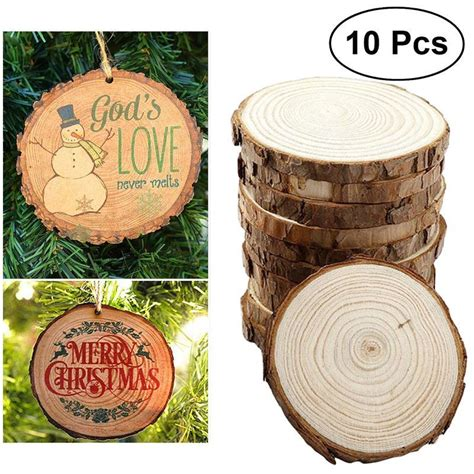 Diy Projects With Wood Slices With Bark