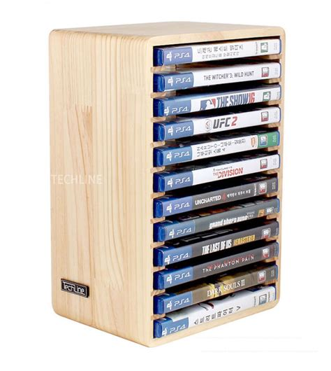 Diy Ps3 Game Racks