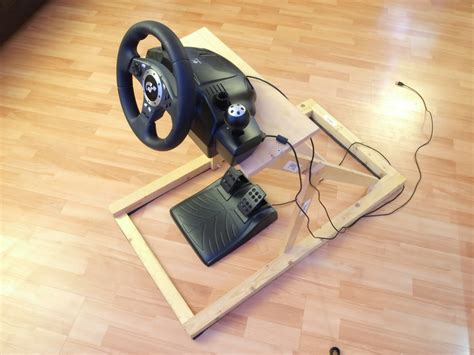 Diy Ps4 Wheel Stand