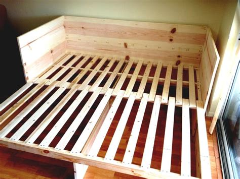 Diy Pull Out Bed Drawing Images