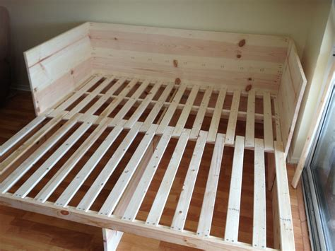 Diy Pull Out Sofa Bed Plans
