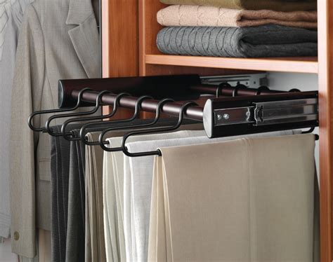 Diy Pull Out Trouser Rack