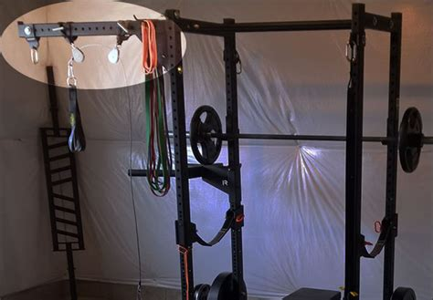 Diy Pulley Rogue Rack Wall