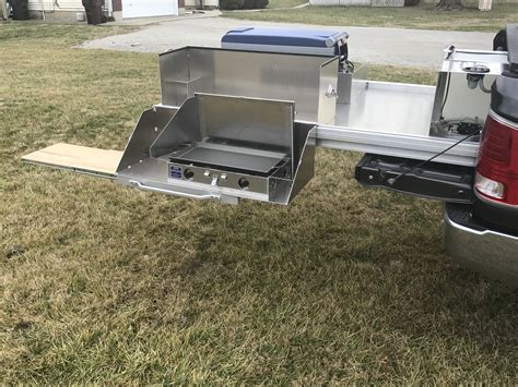 Diy Pullout Bed Truck