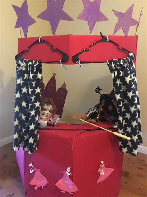 Diy Puppet Show Stage