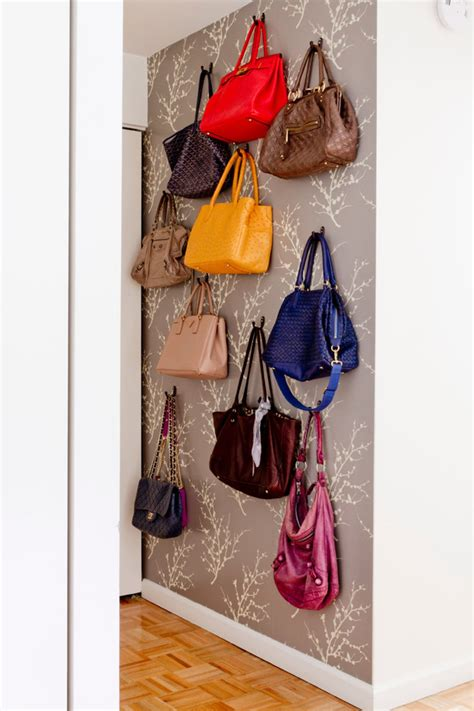 Diy Purse Shelving