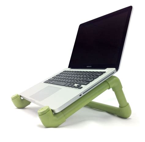 Diy Pvc Laptop Stand