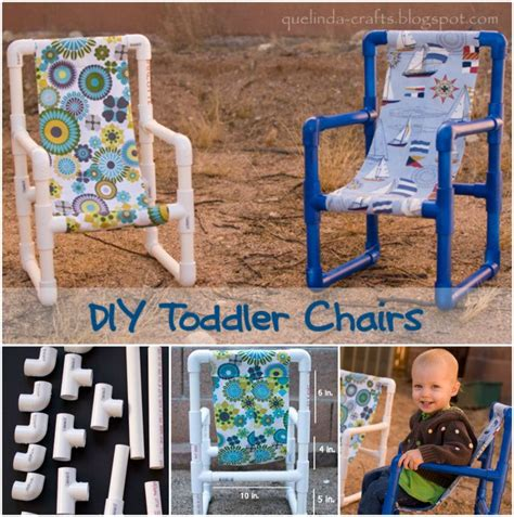 Diy Pvc Pipe Toddler Chair