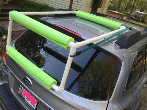 Diy Pvc Roof Rack