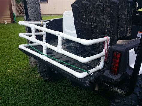 Diy Pvc Truck Bed Extender Projects
