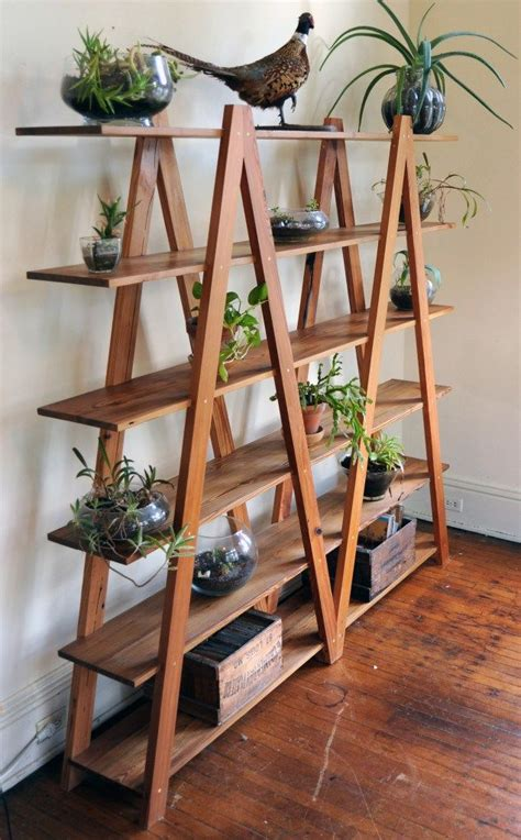 Diy Pyramid Shelf