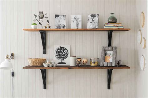 Diy Quick And Easy Shelves