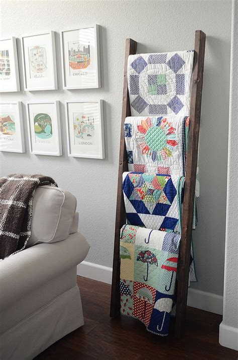 Diy Quilt Ladder Pattern